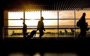 Travel insurance benefits - airport