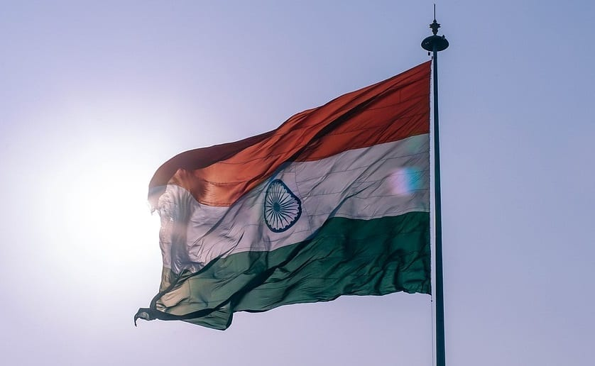 Amazon insurance policies in India - Flag of India