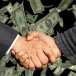 Gerber Life Insurance - Handshake - Business - Money