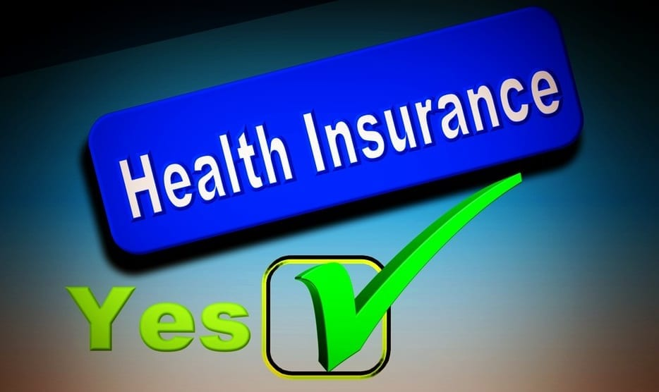 Health plan coverage - Health Insurance Check mark