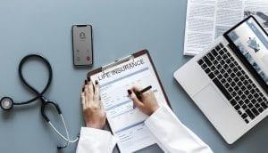 Hybrid life insurance - life insurance - forms