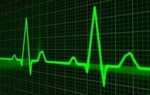 California health insurance - Heart monitor