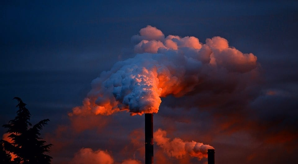 Environmental liability insurance - Air Pollution - smoke