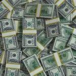 Jay-Z insurance - Pile of US Cash