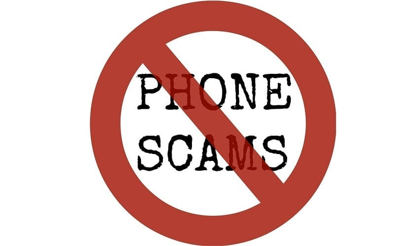 robocall scams - health insurance phone scams