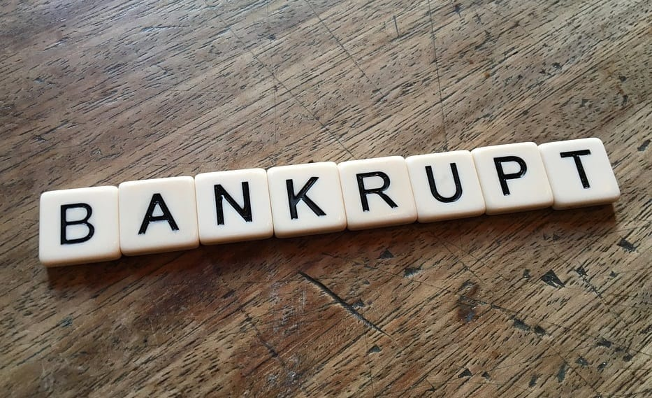 Bankrupt California insurance company