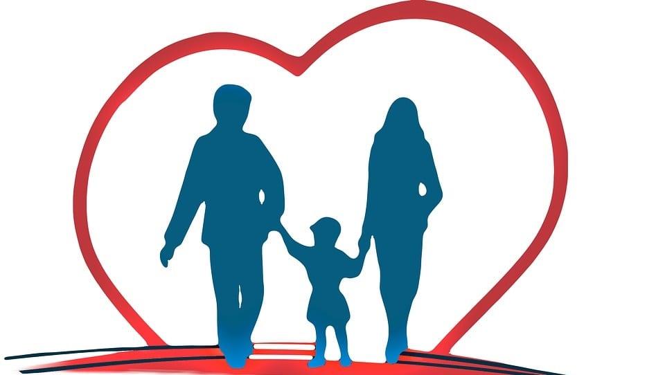Health insurance enrollment - Family