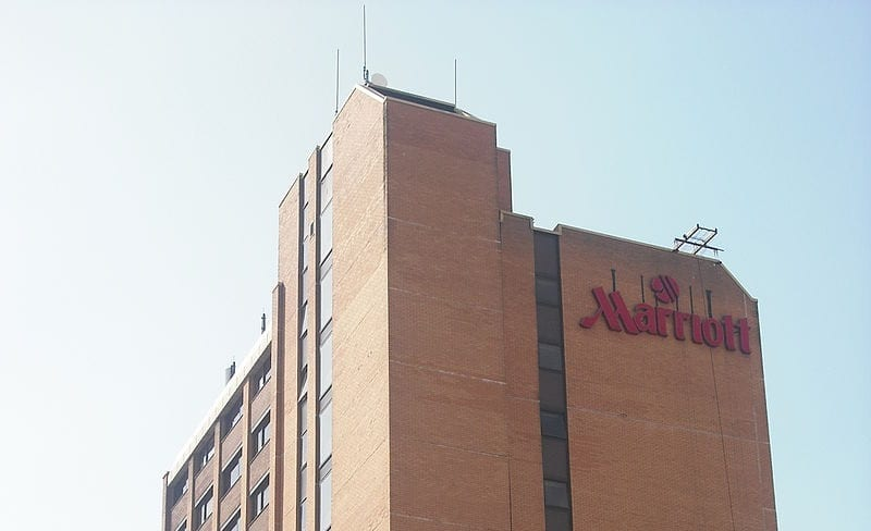 Marriott data breach - Marriott Hotel