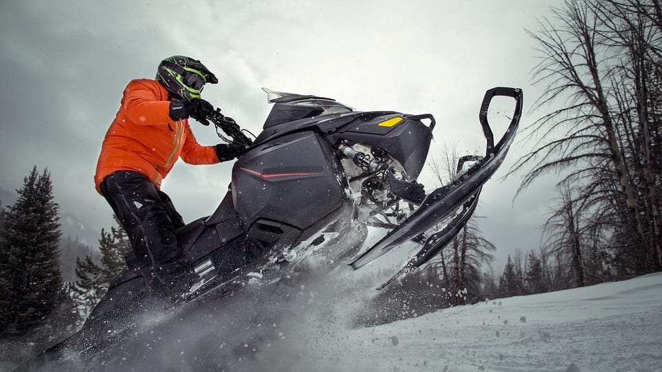 Snowmobile Season - Snowmobile