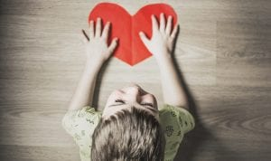Autism Insurance Coverage - Boy with heart