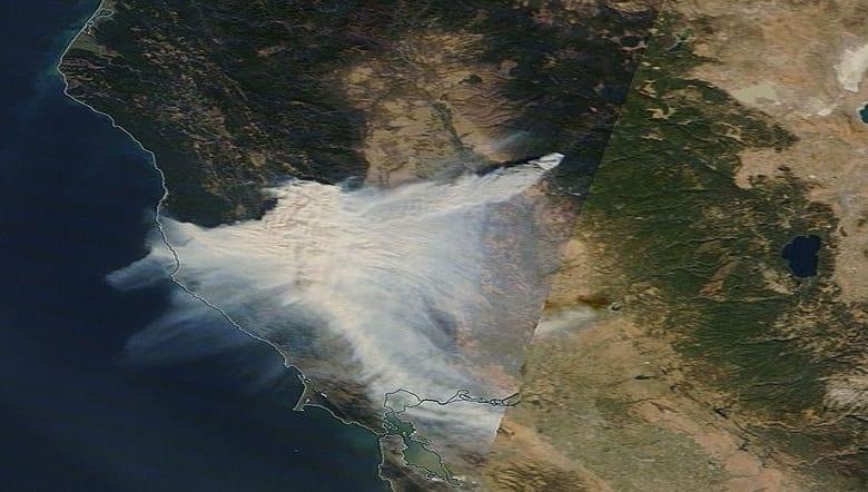 Camp Fire Cause - California Camp Fire