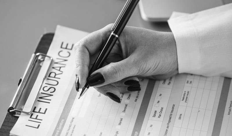 Denied Life Insurance - Life Insurance Form