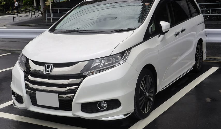 Cheapest Cars to Insure - Honda Odyssey Minivan