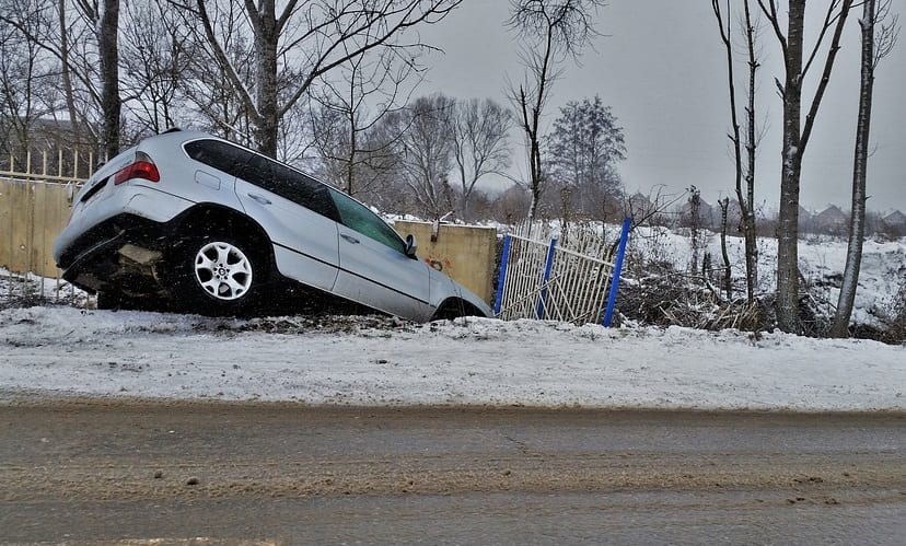 Michigan auto insurance - Car Crash
