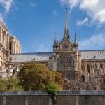 Notre Dame Fire - Notre Dame Cathedral
