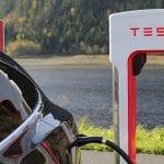 Tesla Car Insurance - Tesla EV charging