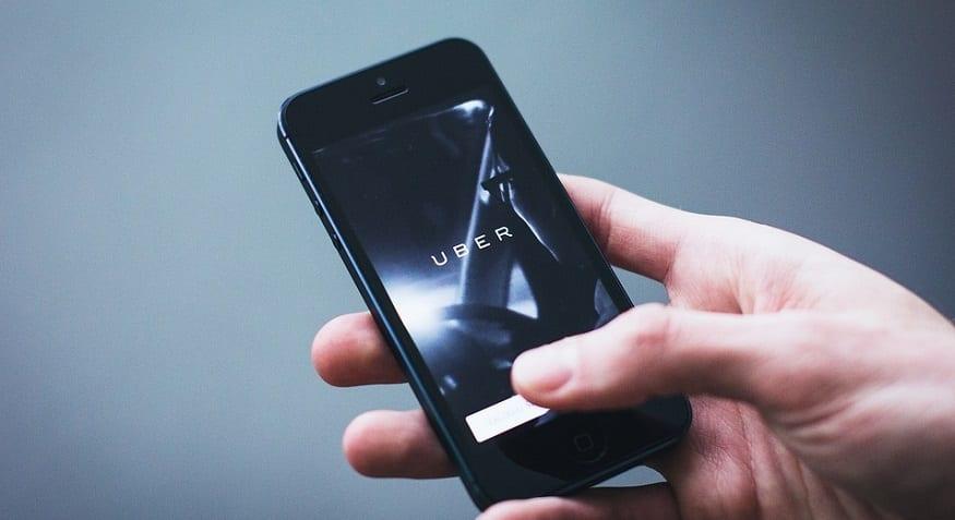 Uber liabilities - Uber app