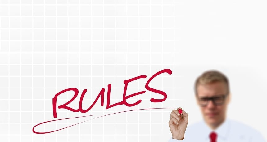 Insurance Industry Rules - Business Man