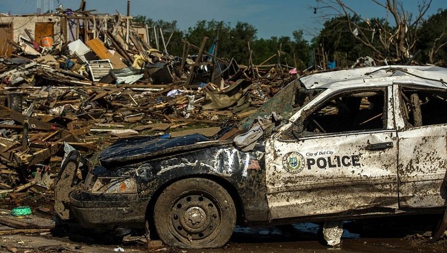 Insurance scam warning - Tornado damage