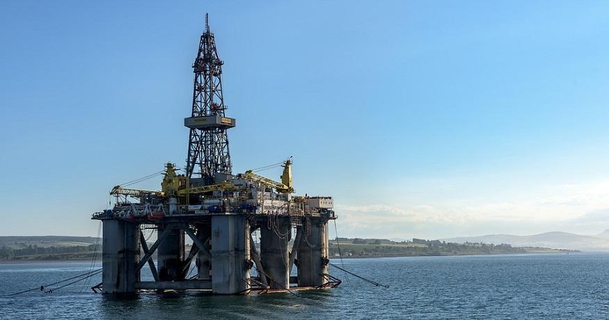 Oil Insurance - oil rig