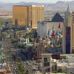 Las Vegas Strip Mass Shooting - Image of Las Vegas Strip