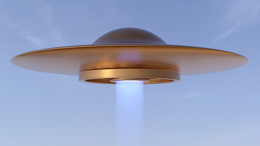 Alien Abduction Insurance - UFO