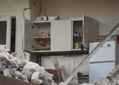 What does California earthquake insurance coverage provide following a disaster