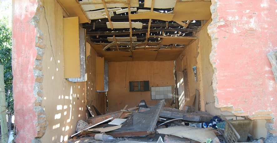 Nevada Earthquake Insurance - Earthquake Damage to Home