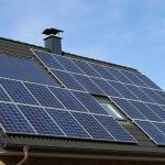 Solar Panel Insurance - solar panels on house roof
