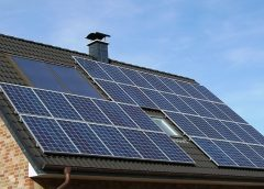 Solar panel insurance keeps your green energy investment covered