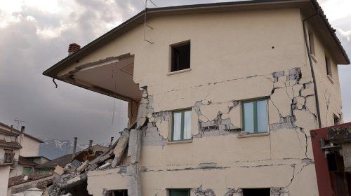 Californian earthquake insurance rates - earthquake damage