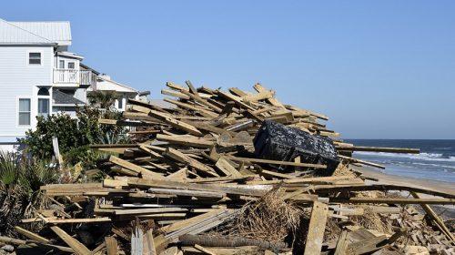 Hurricane Dorian Damage - Damage from Hurricane
