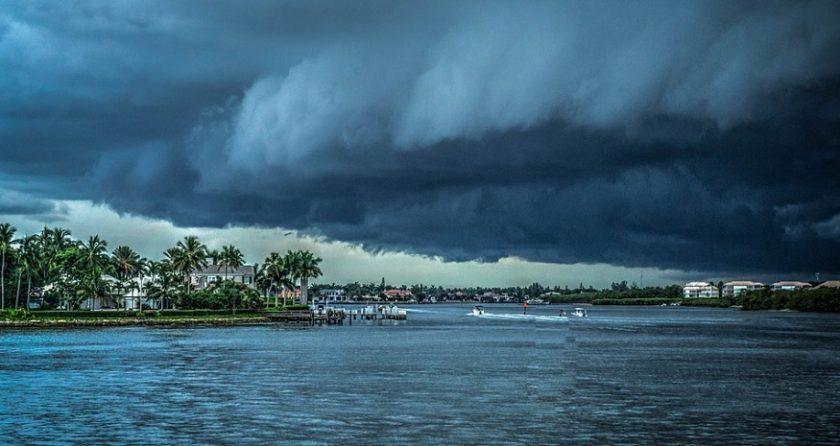 Hurricane Dorian - Storm heading toward Florida