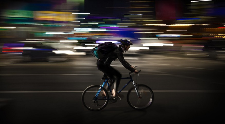 Independent Courier Insurance - Bike Rider
