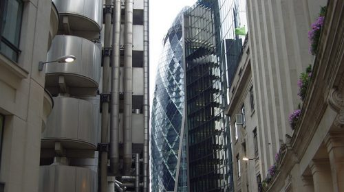 Lloyd's of London - London Buildings