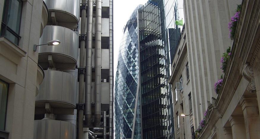 Lloyd's of London - London Buildings