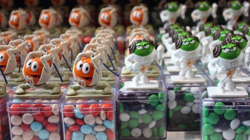 Candy Store Insurance - M&Ms Star Wars Candy