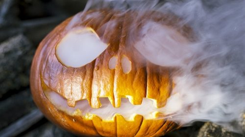 Halloween Insurance Claims - Jack-o-lantern