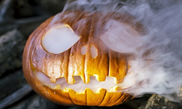 Halloween Insurance Claims - Jack-o-lantern