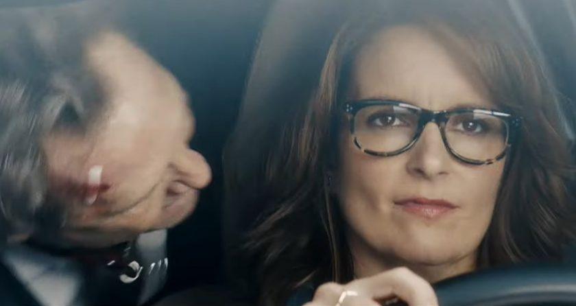 Allstate Customer Care >> Tina Fey Stars In Allstate Mayhem Ads With Dean Winters