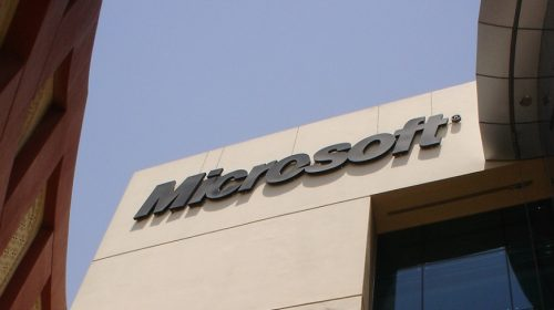 Strategic insurance partnership - Microsoft building