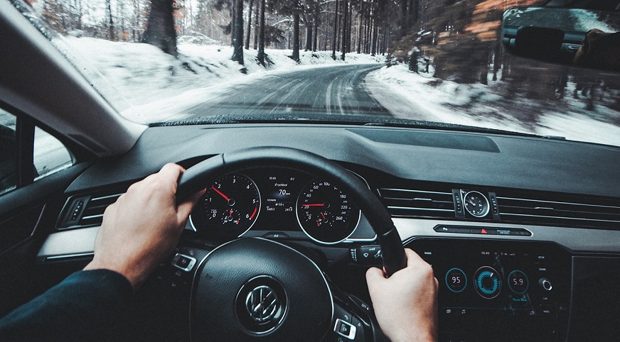 GEICO Insurance - Driving on winter roads