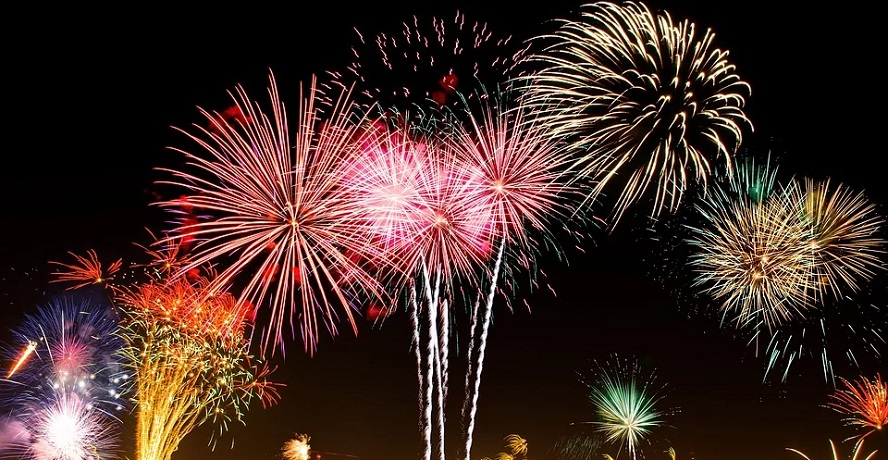 New Year's Safety - Fireworks