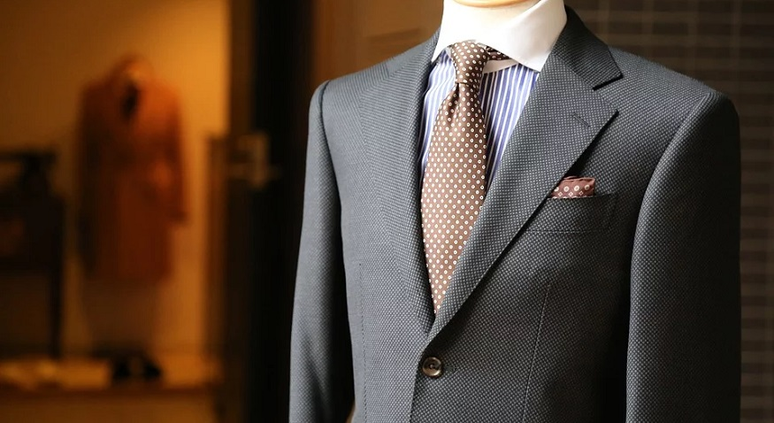 Clothing Alteration Business Insurance - Business Suit