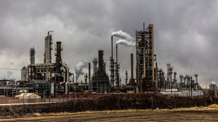 Fossil fuel companies - Factory