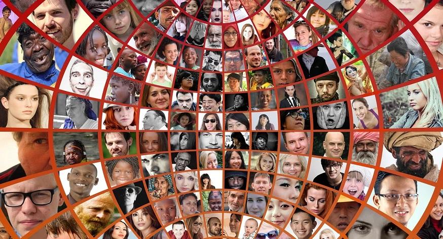 Racial disparities - Images of People