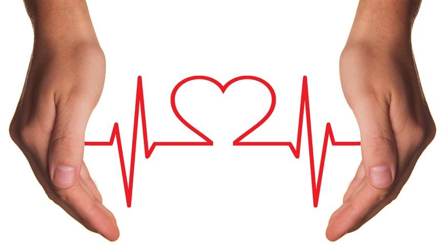 Covered California enrollment - Heartbeat - Hands