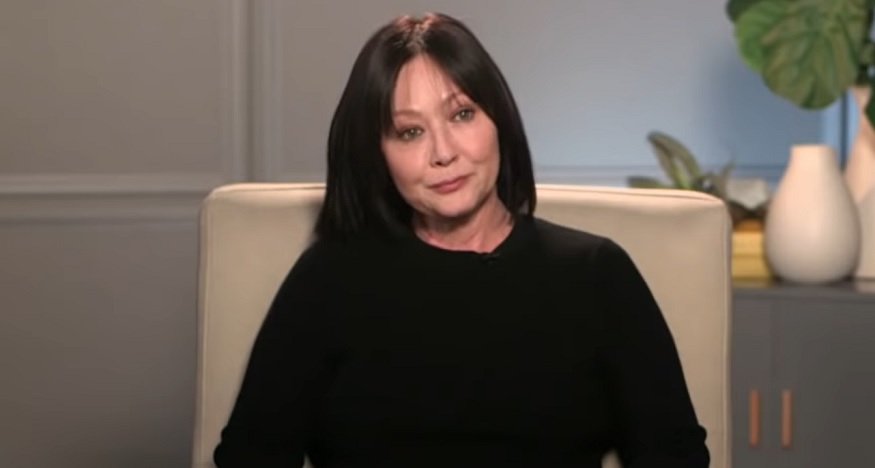 Shannen Doherty - ABC News Interview YouTube