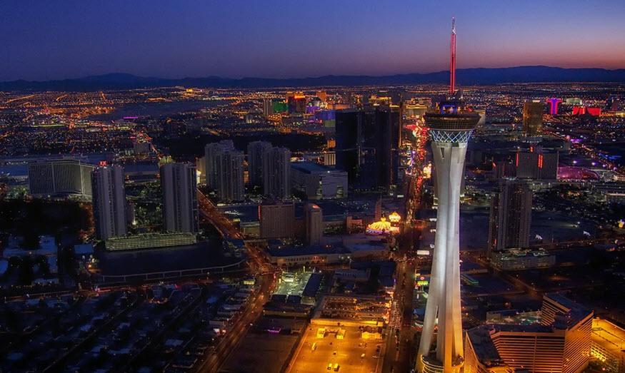 LA to Las Vegas