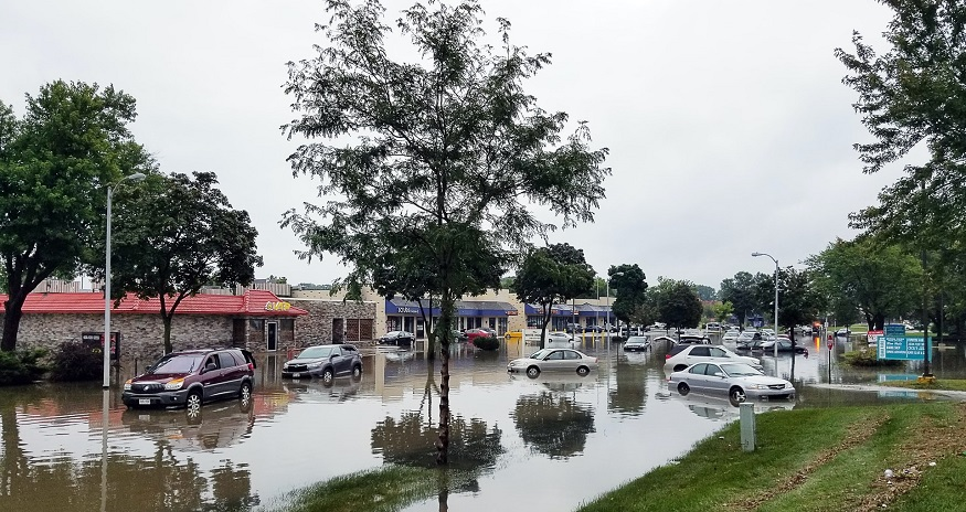Severe Weather Damage - Flooding